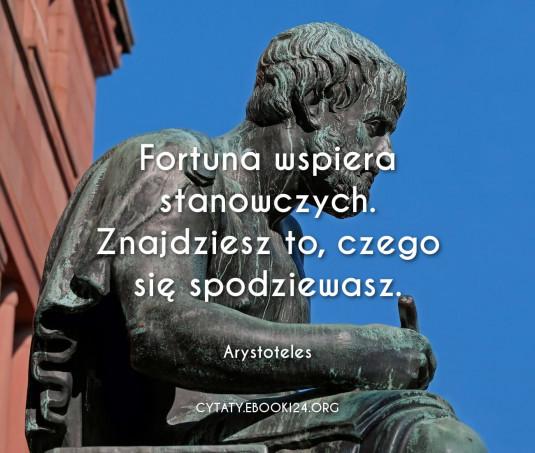 Arystoteles cytat o fortunie