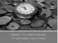 Aleksander Dumas cytat o biznesie
