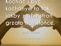 Davis Viscott cytat o miłości
