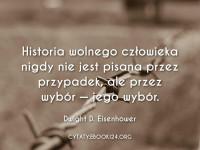 Dwight D. Eisenhower cytat o wolności