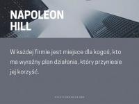 Napoleon Hill cytat o planowaniu w firmie