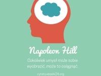 Napoleon Hill cytat o umyśle i wyobraźni