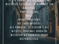 Nick Vujicic cytat o mistrzostwie