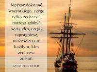 Robert Collier cytat i tym czego możesz dokonać w życiu