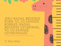 T. Harv Eker cytat o braku zmian
