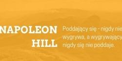 Napoleon Hill cytat o zwycięstwie