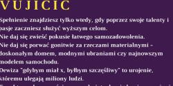 Nick Vujicic cytat o szczęściu