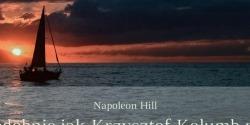 Napoleon Hill cytat o niepowodzeniach