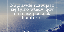 T. Harv Eker cytat o rozwoju