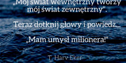 T. Harv Eker cytat o umyśle